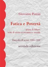 Fatica e Povertà - copertina