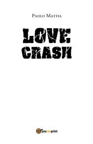 Love Crash - copertina