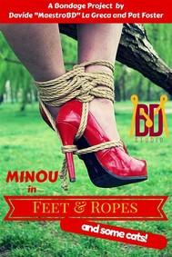 Feet & Ropes and some cats! Bondage Photobook - copertina