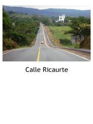 CALLE RICAURTE. Italia - Colombia: solo andata - copertina