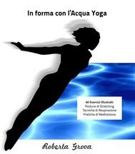 In forma con l'Acqua Yoga - copertina