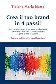 Crea il tuo brand in 4 passi! - copertina
