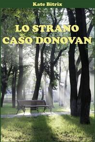 Lo strano caso Donovan - Librerie.coop