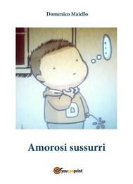 Amorosi Sussurri - copertina