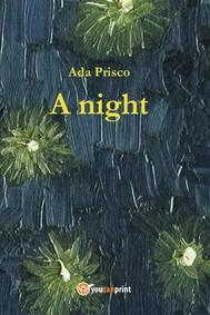 A night - copertina