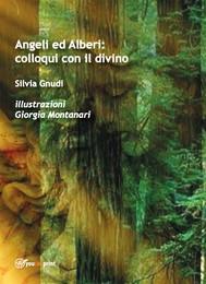 Angeli ed alberi: colloqui con il divino - copertina