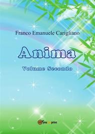 Anima. Volume secondo - copertina