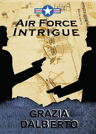 Air Force Intrigue - copertina