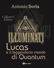 Lucas e il leggendario mondo di Quantum (Collector's Edition) - copertina