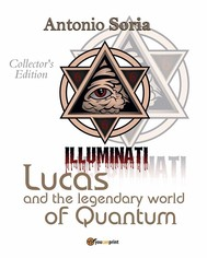 Lucas and the legendary world of Quantum (Collector's Edition) - copertina