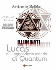 Lucas e il leggendario mondo di Quantum (Deluxe version) Collector's Edition - copertina