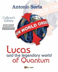 Lucas and the legendary world of Quantum (Deluxe version) Collector's Edition - copertina