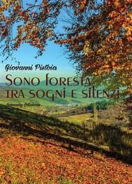 Sono foresta tra sogni e silenzi - copertina