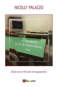 A Canazza Mi Sta Mangiannu Vivu - copertina