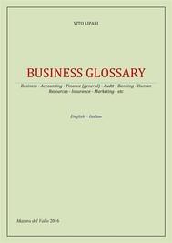Business Glossary - copertina