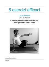 5 Esercizi Efficaci - copertina