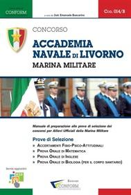 014A | Concorso Accademia Navale di Livorno Marina Militare (Prove di Selezione) - copertina