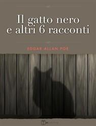 Il gatto nero e altri 6 racconti - copertina