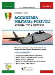 015B | Concorso Accademia Militare di Pozzuoli Aeronautica Militare (Prove di Selezione - TPA, Tema, Prova Orale) - copertina