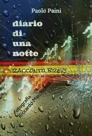 Diario di una notte - copertina