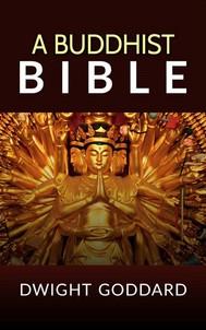 A Buddhist Bible - copertina