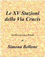 Le XV stazioni della via Crucis - copertina