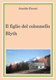 Il figlio del colonnello Blyth - copertina