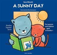 A sunny day - copertina