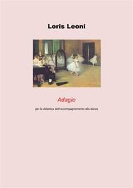 Adagio per la didattica dell'accompagnamento alla danza - copertina