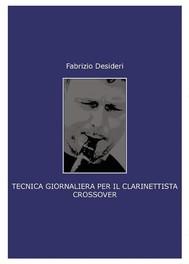 Tecnica giornaliera per il clarinettista crossover - copertina