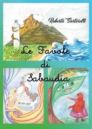 Le favole di Sabaudia - copertina