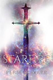 Starfire - I Guerrieri della Galassia - copertina