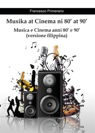 Musika at Cinema ni 80' at 90' - copertina