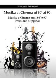 Musika at Cinema ni 80' at 90' - copertina