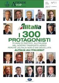 Alitalia - I 300 protagonisti - copertina