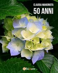 50 anni - copertina