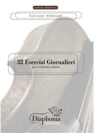 32 esercizi giornalieri - copertina