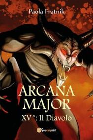 Arcana Major XV. Il Diavolo - copertina