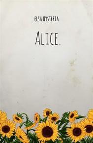 Alice. - copertina
