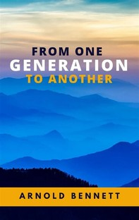 From One Generation to Another - Librerie.coop