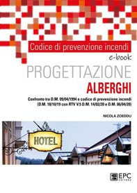 Prevenzione incendi - Progettazione alberghi - Librerie.coop