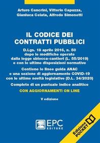 Il codice dei contratti pubblici - Librerie.coop