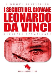 I Segreti del Giovane Leonardo da Vinci - copertina