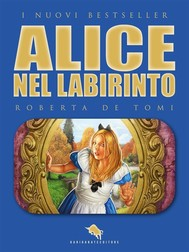 Alice nel Labirinto - copertina