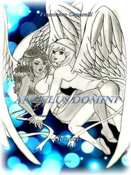 Angelus Domini - Genesi - copertina