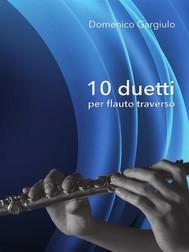 10 duetti per flauto traverso - copertina