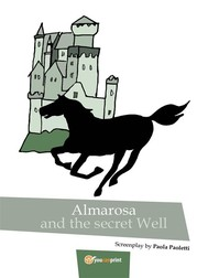 Almarosa and the secret well - copertina