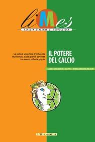 Limes - Il potere del calcio - copertina