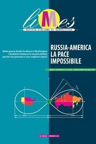 Limes - Russia-America, la pace impossibile - copertina
