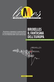 Limes - Bruxelles il fantasma dell'Europa - copertina